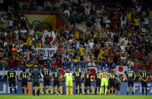 コンフェデ3連敗で最下位の日本、1年後のW杯への収穫と課題は