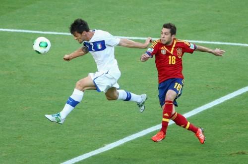 死闘を終えたイタリア代表DF「今晩はもう、ボールを見たくない」