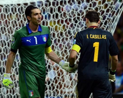 イタリアGKブッフォン「美しい試合。勝利を夢見ることができた」