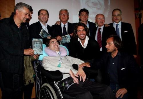 難病と戦っていた元イタリア代表ボルゴノーヴォが逝去