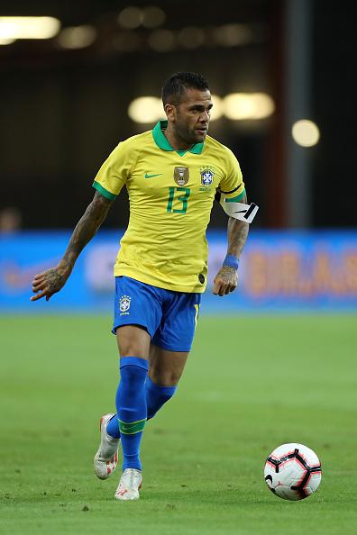 ダニエウ・アウヴェス(ブラジル代表)のプロフィール画像