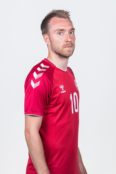 クリスティアン・エリクセン(デンマーク代表)のプロフィール画像