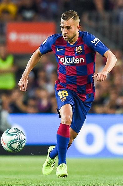 ジョルディ・アルバ(バルセロナ)のプロフィール画像