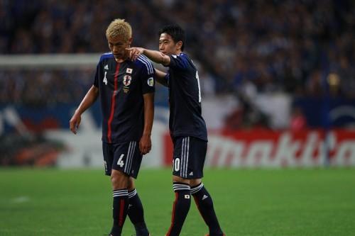日本代表MF香川真司「責任感が自分にはまだ足りないのかなと」