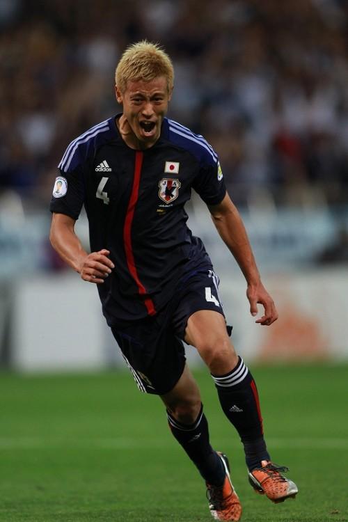 FIFAがコンフェデ杯の注目選手に日本から本田圭佑を唯一紹介