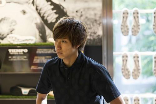 日本代表復帰を目指す大津祐樹「W杯は夢、まずはチームで結果を」