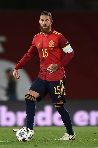 セルヒオ・ラモス(スペイン代表)のプロフィール画像
