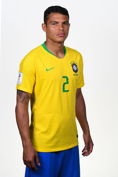 チアゴ・シウヴァ(ブラジル代表)のプロフィール画像