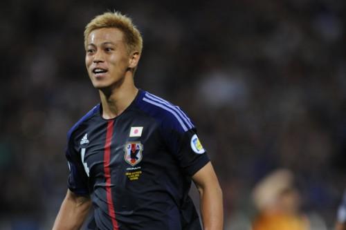 FIFAにコンフェデの意気込みを語った本田「全てを驚かせてみせる」