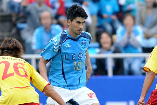 横浜FCのFWカイオ、UAEのアル・...