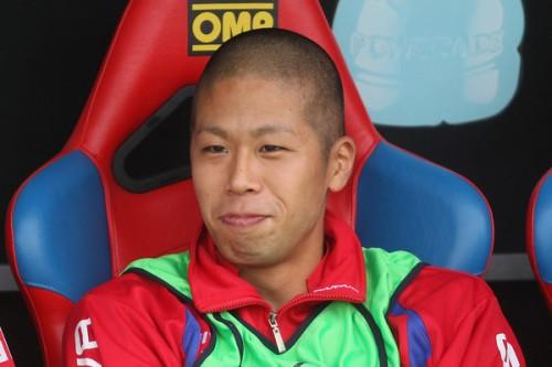 震災復興支援試合、ゲスト選手として森本貴幸の参加が決定
