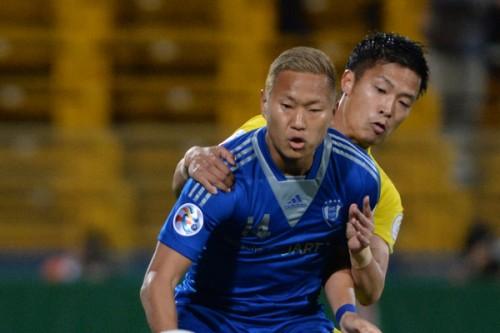 震災復興支援試合、チョン・テセと指宿洋史がゲスト選手で追加