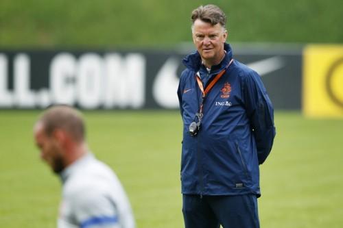 オランダ代表ファン・ハール監督、W杯終了後に退任示唆