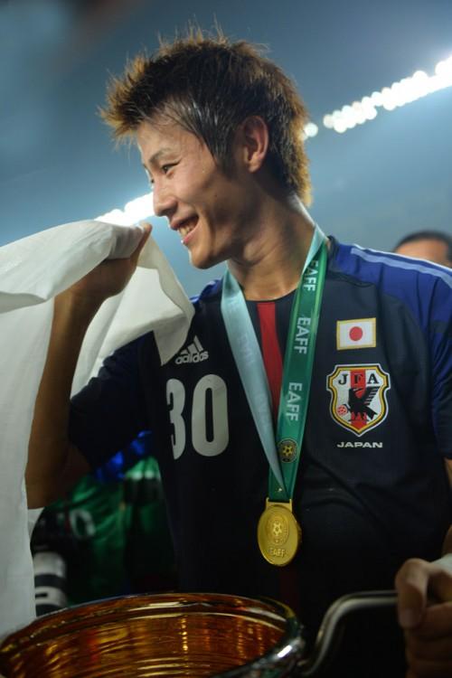 3ゴールの柿谷曜一朗が東アジア杯得点王…2ゴールは大迫ら4選手