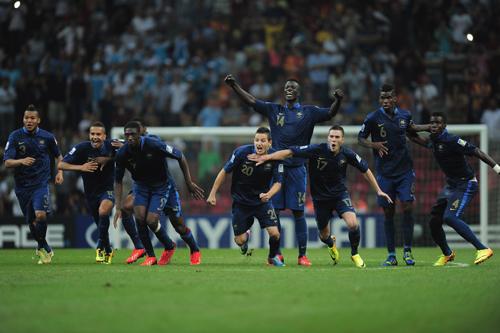 U-20W杯でフランスが初優勝…PK戦の末、ウルグアイ破り戴冠