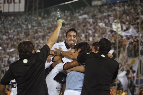 パラグアイのオリンピアが南米王者に王手…リベルタ杯決勝で先勝