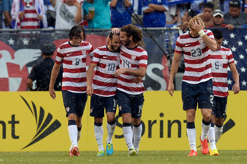 ゴールドカップでベスト4が決定…開催国のアメリカ、メキシコら