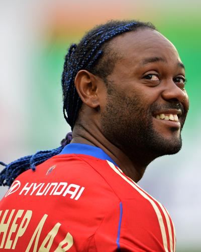 CSKAモスクワの元ブラジル代表V・ラヴが中国に移籍