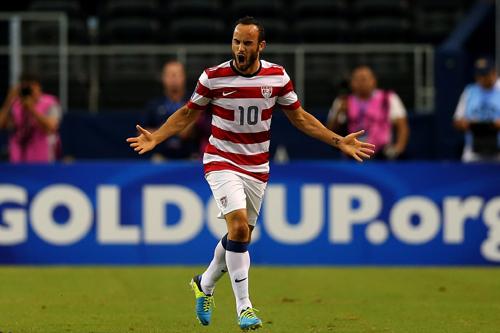 ゴールドカップ決勝は開催国アメリカとパナマの対戦に決定