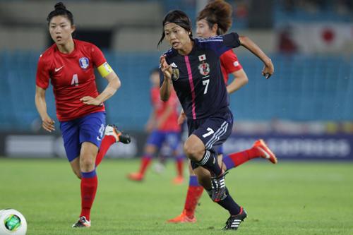 なでしこ、韓国に競り負けて東アジア杯3連覇逃す…北朝鮮が初優勝
