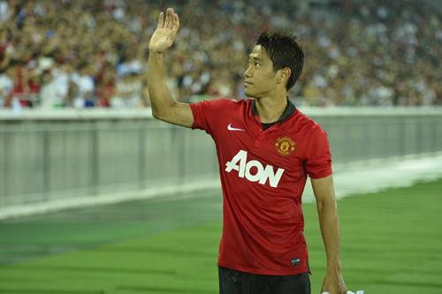 マンU監督「試合で香川のプレーを初めて見たがなかなか良かった」