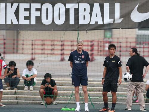 アーセナルのヴェンゲル監督が日本代表の可能性を認める「W杯優勝も時間の問題」