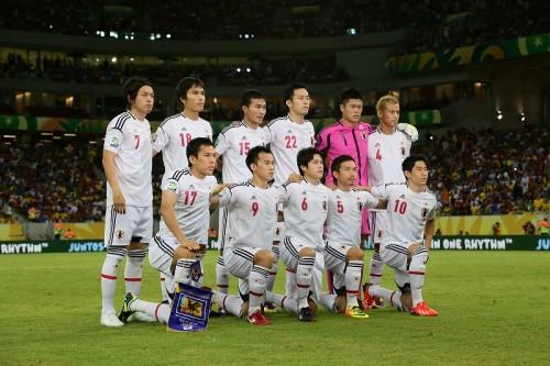 コンフェデ3連敗の日本、FIFAランクで5ランクダウンの37位…アジアトップは維持