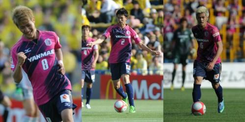 C大阪の下部組織出身3人がA代表初選出、柿谷「大変誇らしい」