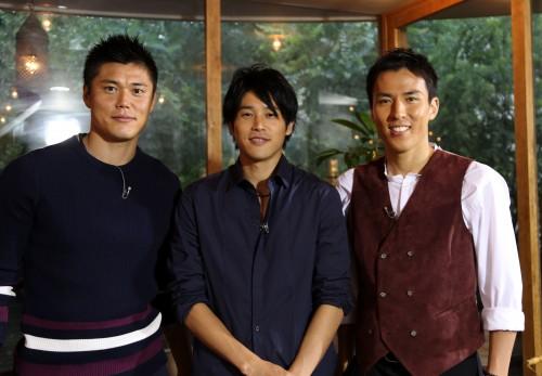 長谷部、川島、内田の独身3人組がEテレ音楽番組に出演…結婚観や人生を語る
