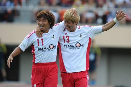 東アジアカップ優勝の陰で…柿谷曜一朗のゴールを生んだ佐藤寿人の言葉とは?