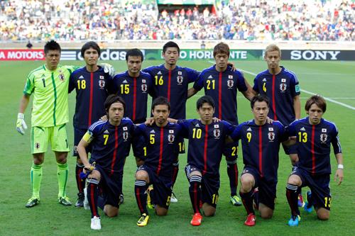 ウルグアイ戦の日本代表に本田、香川、柿谷ら招集…東アジア杯から10選手