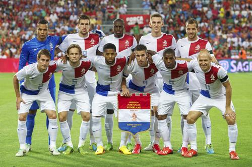 スナイデルはまたも選外…W杯予選のオランダ代表22選手が発表