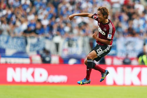 清武が直接FKで今季初ゴール…細貝との日本人対決をドローに持ち込む