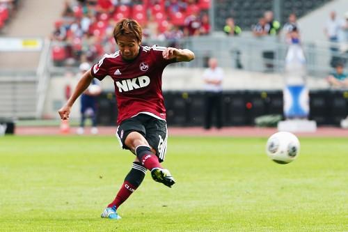 清武の今季初得点、直接FK弾がブンデス第2節のベストゴールに選出