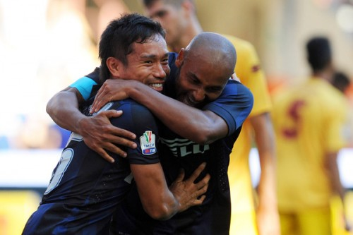 長友フル出場のインテル、今季初陣で4発勝利/イタリア杯3回戦