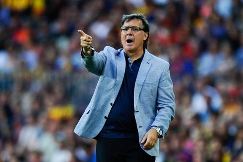 スペインスーパー杯控えるバルサ監督「全タイトルを狙うのは義務」
