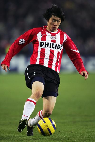 パク・チソンが古巣PSVに9季ぶり復帰…1年間のレンタル移籍