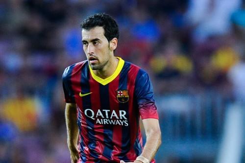 バルセロナと契約延長したブスケツ「シャビやプジョルのように息長くできれば」
