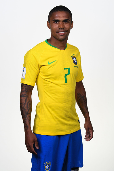 ドウグラス・コスタ(ブラジル代表)のプロフィール画像