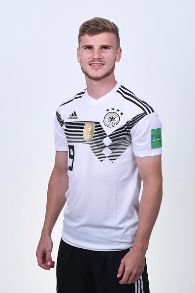ティモ・ヴェルナー(ドイツ代表)のプロフィール画像