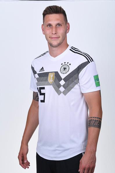 ニクラス・ズーレ(ドイツ代表)のプロフィール画像