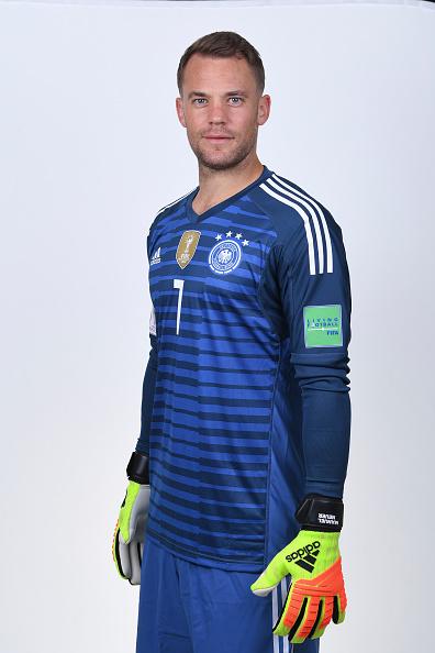 マヌエル・ノイアー(ドイツ代表)のプロフィール画像