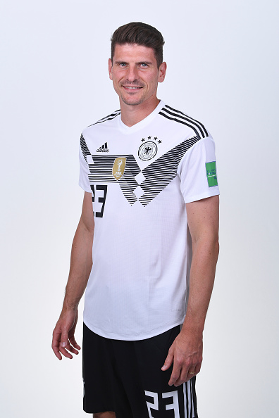 マリオ・ゴメス(ドイツ代表)のプロフィール画像