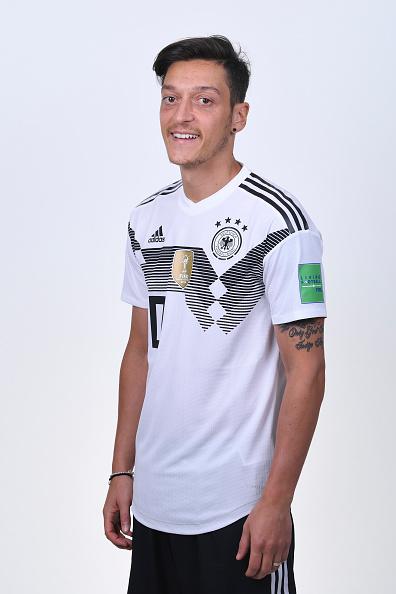 メスト・エジル(ドイツ代表)のプロフィール画像