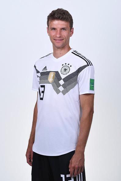 トーマス・ミュラー(ドイツ代表)のプロフィール画像
