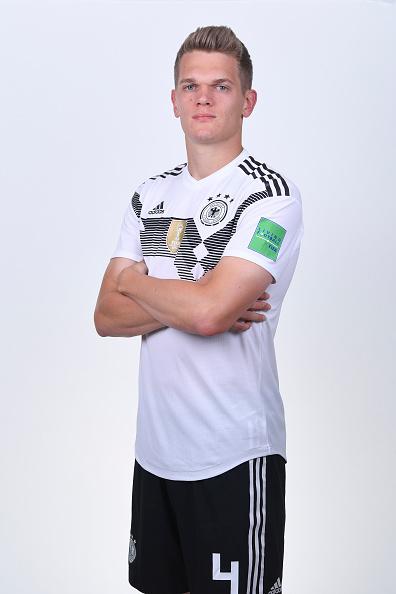 マティアス・ギンター(ドイツ代表)のプロフィール画像