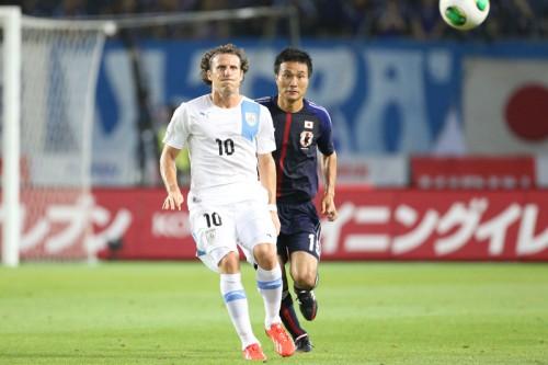 ウルグアイ代表フォルランが日本語でツイート「日本の方々に感謝」