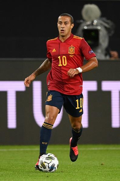 チアゴ・アルカンタラ(スペイン代表)のプロフィール画像