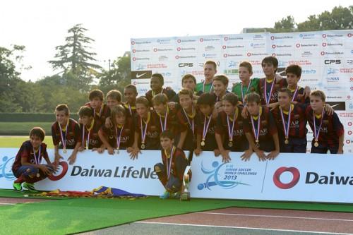 小学生年代で明らかになる世界との差…バルセロナの優勝が残したもの