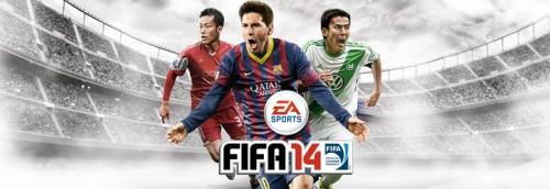 長谷部と吉田が人気ゲーム最新作『FIFA14』のパッケージを飾る